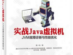 实战Java虚拟机 JVM故障诊断与性能优化pdf