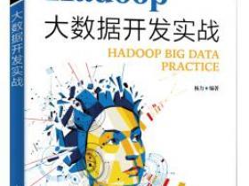 Hadoop大数据开发实战pdf