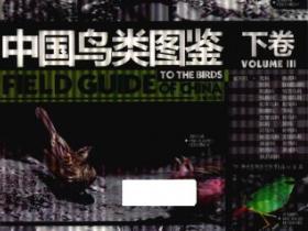中国鸟类图鉴 下卷pdf