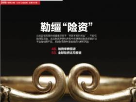 《财经》勒缰险资 2016年第34期pdf