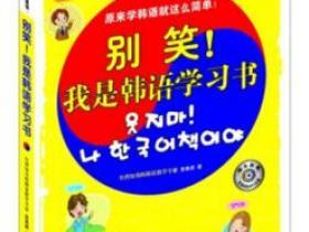 别笑 我是韩语学习书pdf