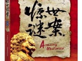 惊世谜案(中国卷)pdf