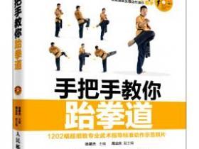 手把手教你跆拳道pdf