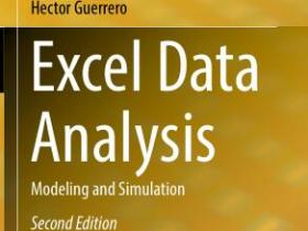 Excel Data Analysis Modeling and Simulation Second Edition pdf