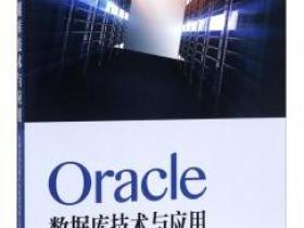 Oracle数据库技术与应用pdf