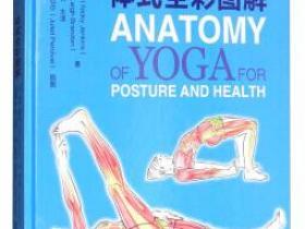瑜伽解剖学 体式全彩图解epub
