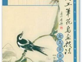 刘阔工笔花鸟画技法 禽鸟草虫篇(下册)pdf