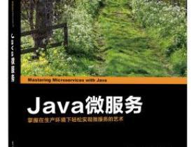 Java微服务pdf