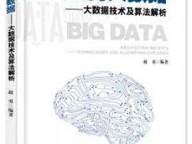 架构大数据 大数据技术及算法解析pdf