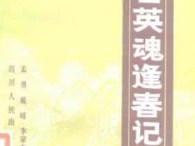 红岩英魂逢春记pdf