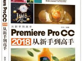 Premiere Pro CC2018从新手到高手pdf