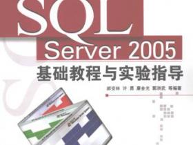 SQL Server 2005基础教程与实验指导pdf