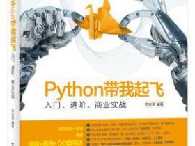 Python带我起飞 入门 进阶 商业实战pdf